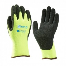 Paar thermohandschoenen Glove On Winter Grip